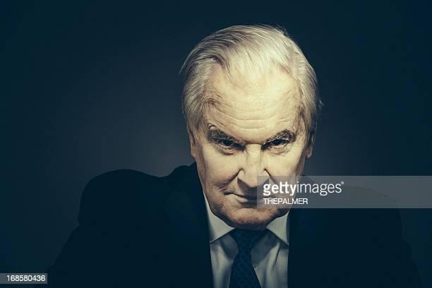 Fantasmagorie senior Homme d'affaires