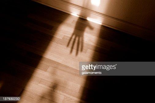 Spooky shadow