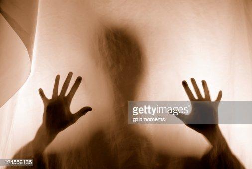 Spooky Silhouette Nightmare