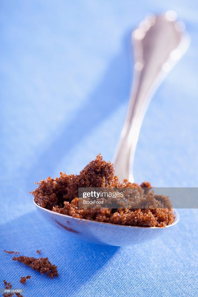 A spoonful of brown sugar