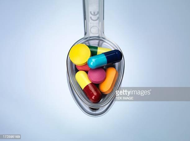 Spoonful of medicine
