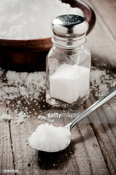 Spoonful of salt