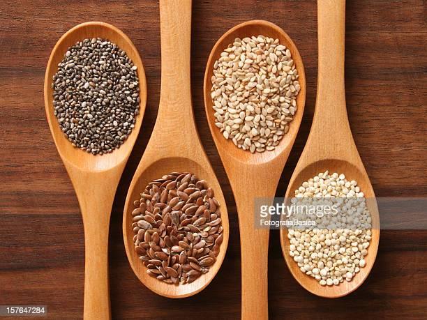 """Restaurant """"Spoons'und gesunde Samen"""