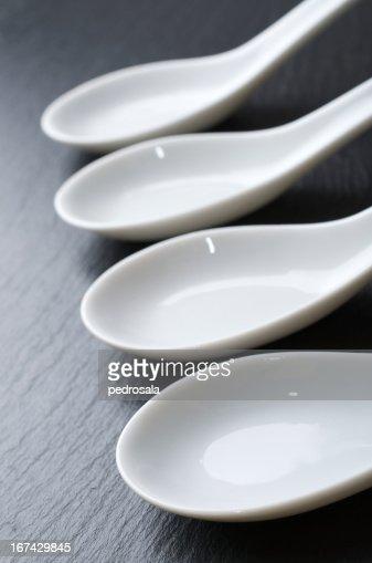 spoons : Foto de stock