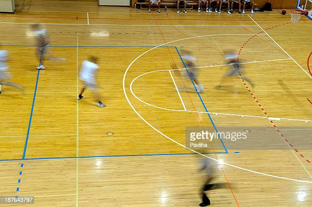 Sport Can Be Fun, Handball Players in Motion