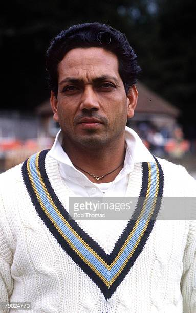 Sport Cricket 1980's Mohinder Amarnath of India