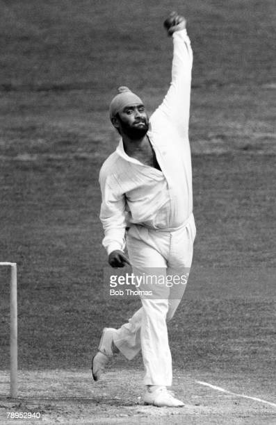 1977 Bishen Singh Bedi Northamptonshire and India Bishen Bedi played in 67 Test matches for India between 19661979