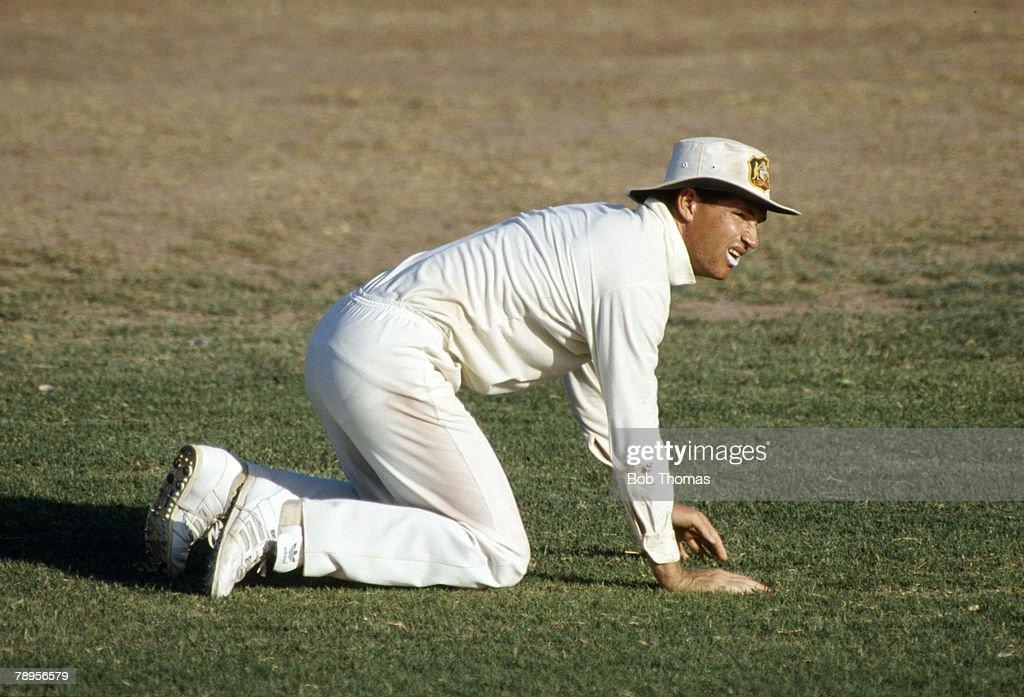 Dean Jones - Cricketer   Getty Images