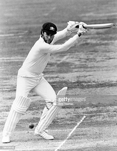 circa 1977 Greg Chappell Australia batsman who played in 87 Test matches for Australia from 19701984