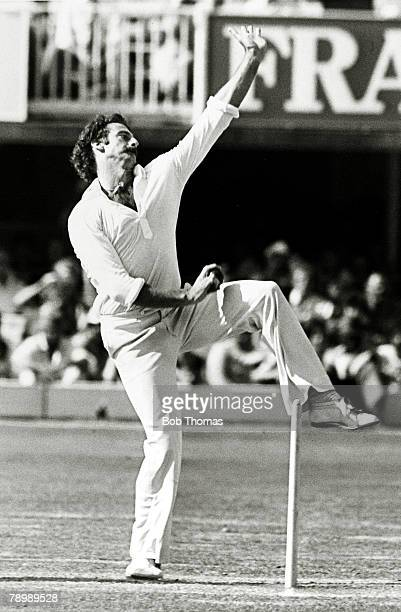 circa 1982 Dennis Lillee Australia Dennis Lillee who played Test cricket for Australia 19721983 was one of the greatest fast bowlers of all time