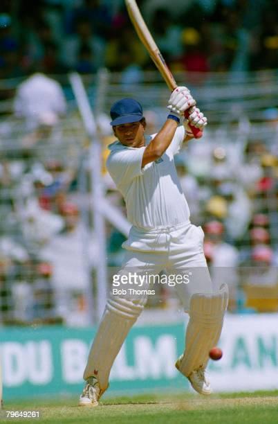 February 1993 3rd Test Match in Bombay India beat England by Iniings and 15 runs Sachin Tendulkar India