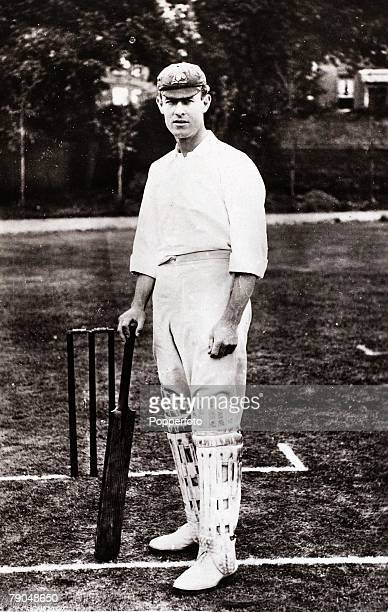 Sport CricketPostcard Circa 1909 Victor Trumper New South Wales and Australia