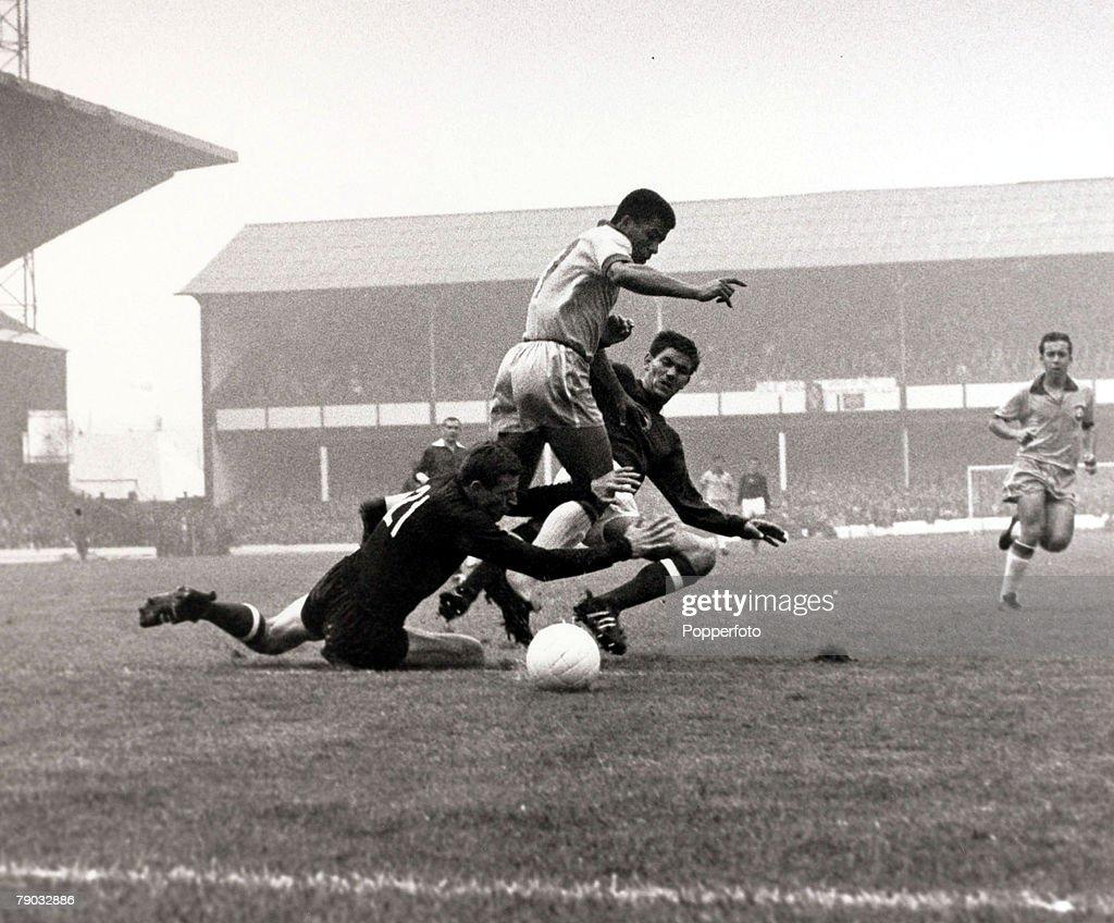 Sport Football 1966 World Cup Finals Goodison Park Liverpool