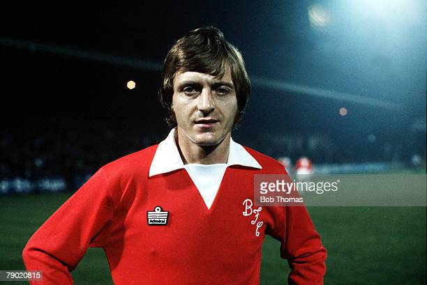 Sport Football 1970's Allan Clarke Barnsley Player Manager