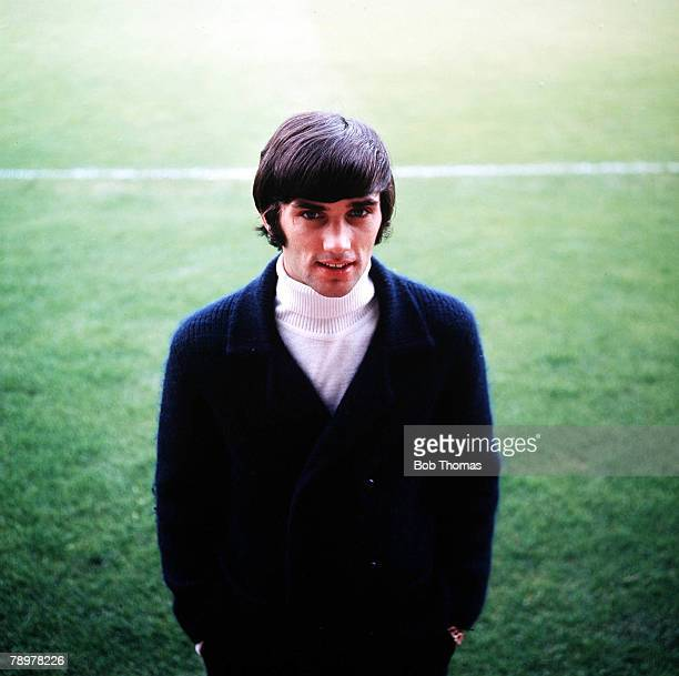 Sport Football A picture of George Best Manchester United FC
