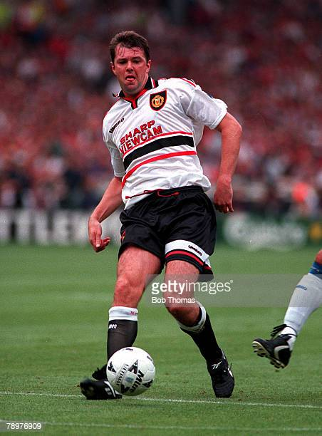 Sport Football August Gary Pallister of Manchester United
