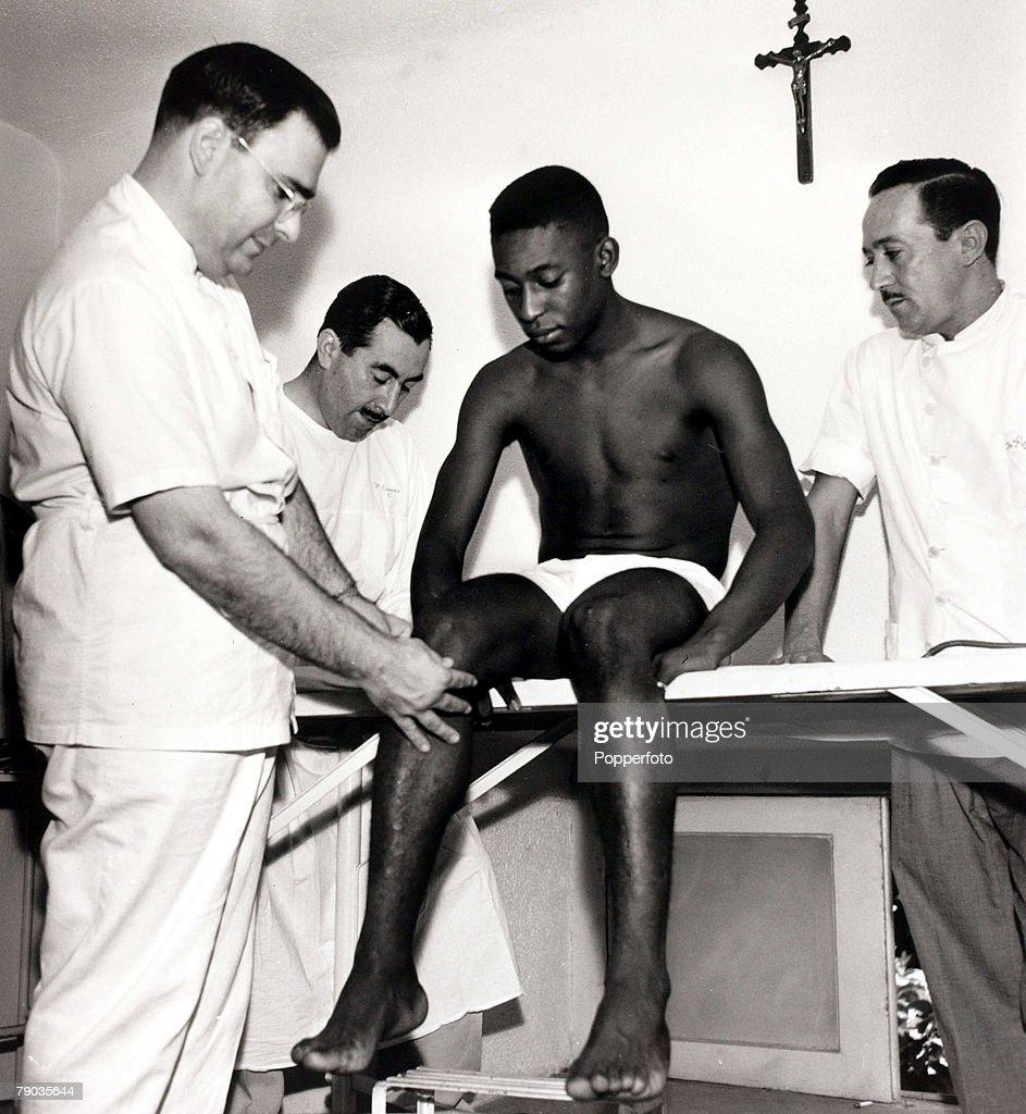 s et images de This Day June 29 Pele Helps Brazil Win