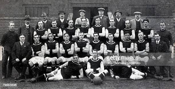 Sport Football Burnley FC Circa 1910