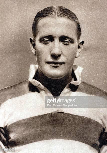 Sport Football Circa 1937 Arthur Rowe Tottenham Hotspur