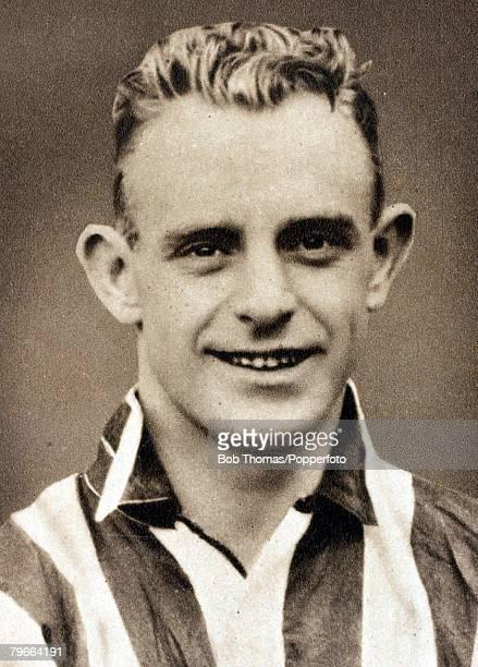 Sport Football Circa 1937 Robert Gurney Sunderland and England