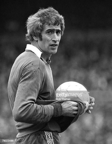 Sport Football England Chelsea goalkeeper Peter Bonetti