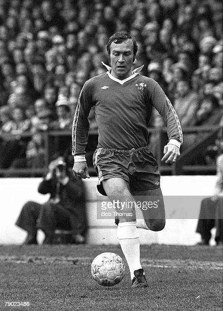 Sport Football England Chelsea's Ron Harris