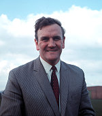 Sport Football England Circa 1970's A portrait of Leeds United Manager Don Revie