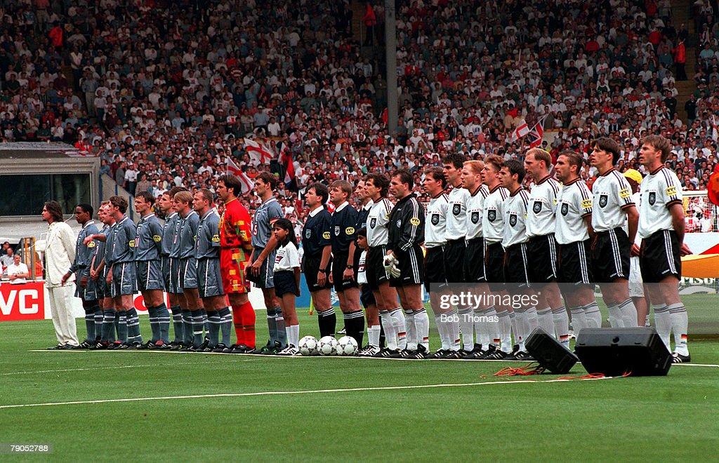 انگلیس- آلمان- یورو 96