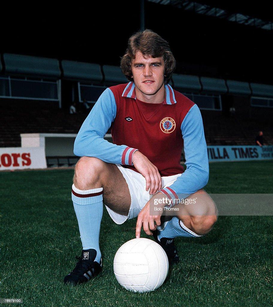 Sport, Football, Gordon Smith of Aston Villa, Circa, 1977