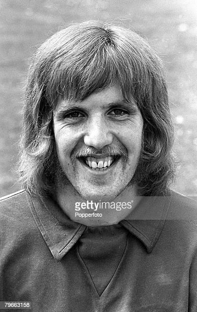 Sport Football London England 10th August 1973 QPR goalkeeper Phil Parkes