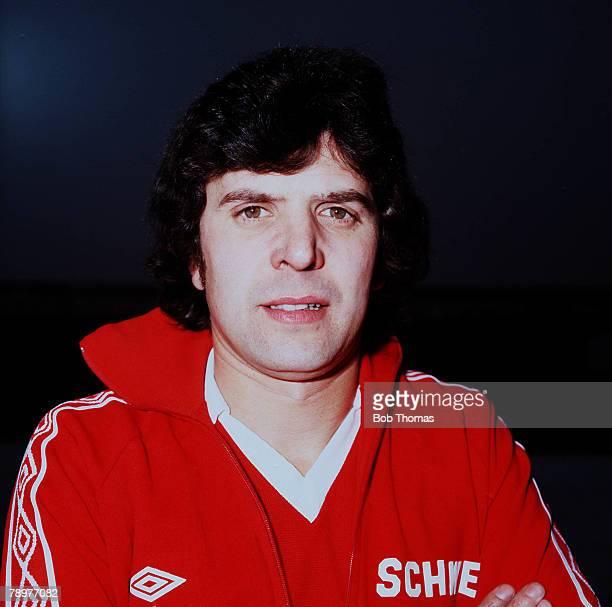 Sport Football Peter Cormack of Bristol City Circa1979