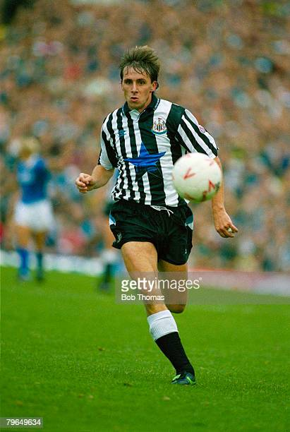 13th March 1994 Division 1 Newcastle United 1 v Tranmere Rovers 0 David Kelly Newcastle United