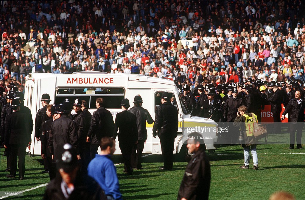 20 Years Since The Hillsborough Football Disaster Getty