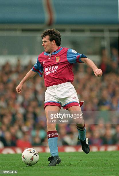 19921993 season FA Premier League Ray HoughtonAston Villa