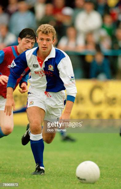 1993 Alan Shearer Blackburn Rovers 19921996 Alan Shearer won 63 England international caps between 19922000