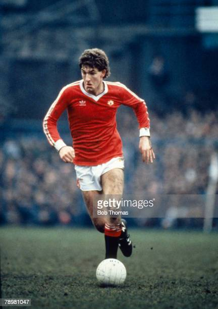 19th February 1983 FA Cup 5th Round Norman Whiteside Manchester United Norman Whiteside also won 38 Northern Ireland international caps between...