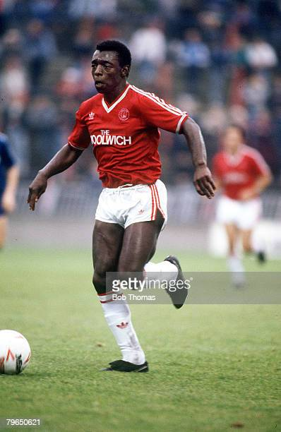 19th September 1987 Division 1 Charlton Athleticv Luton Town Garth Crooks Charlton Athletic Garth Crooks had the most successful period of his...