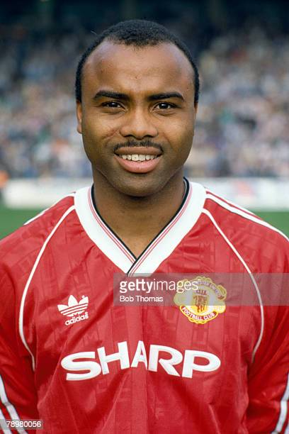 23rd September 1989 Danny Wallace Manchester United who also won 1 solitary England cap in 1986 against Egypt