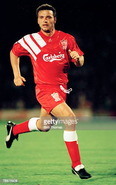 25th August 1992 Premier League Paul Stewart Liverpool striker 19921996