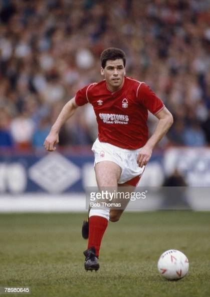 2nd April 1988 Division 1 Nottingham Forest 2 v Liverpool 1 Neil Webb Nottingham Forest Neil Webb also won 26 England international caps between...