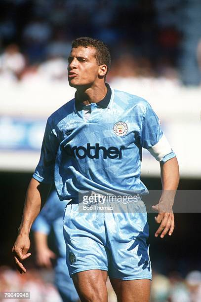 31st August 1991 Division 1 Arsenal 2 v Manchester City 1 Keith Curle Manchester City 19911996