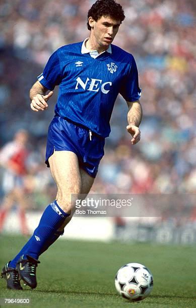 31st March 1990 Division 1 Arsenal 1 v Everton 0 Martin Keown Everton