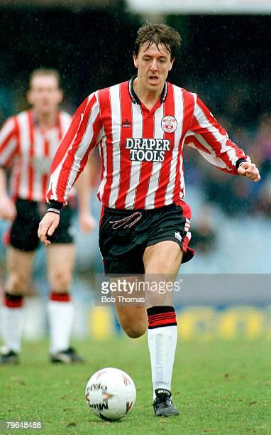 3rd April 1993 Premier League Matt Le Tissier Southampton who played for the 'Saints' 19862002 who won 8 England international caps between 19941997