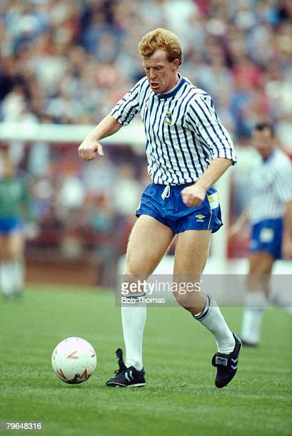 3rd September 1988 Division 1 Gary Megson Sheffield Wednesday who had two spells at the club 19811983 and 19851988