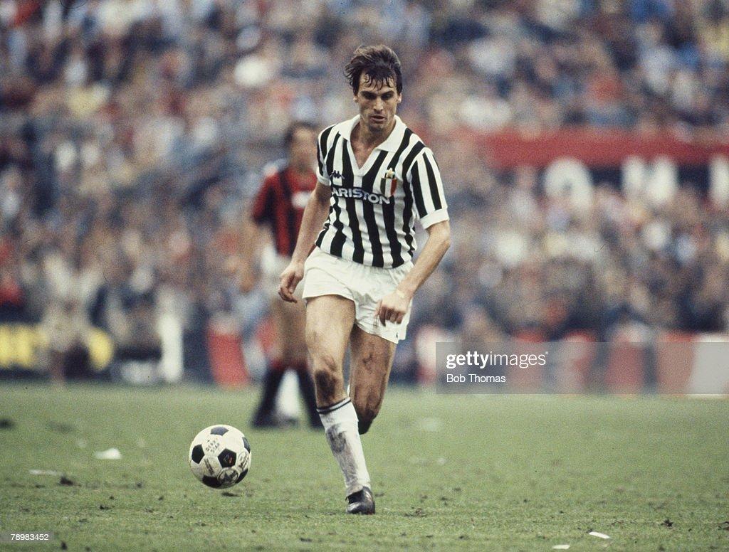 Sport Football pic 4th October 1981 Italian League Serie A