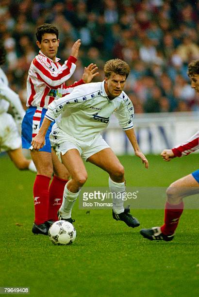 5th March 1995 Spanish League Michael Laudrup Real Madrid