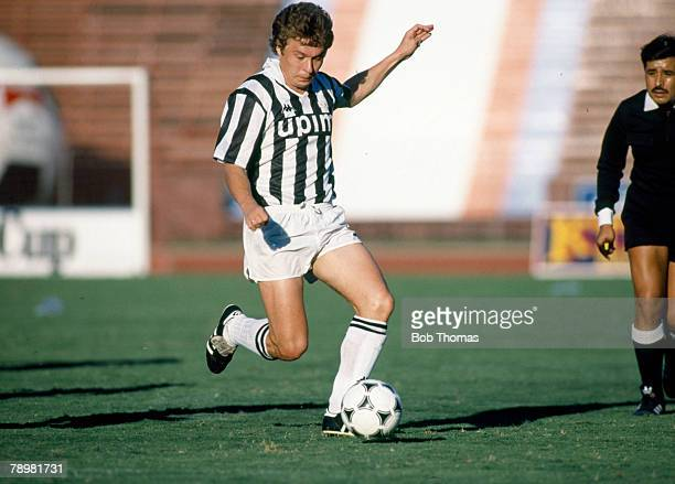 August 1989 Marlboro Cup in Los Angeles Mexico v Juventus Aleksandr Zavarov Juventus Aleksandr Zavarov a Russian international won 41 USSR...