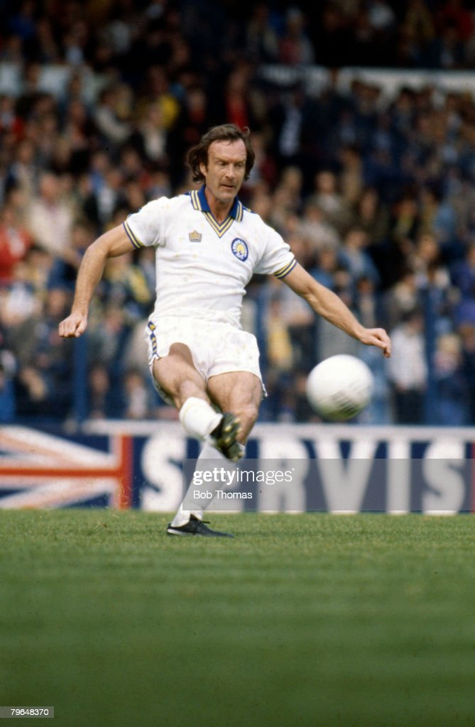 circa 1970's Paul Madeley Leeds United 19631980 who won 24 England international caps between 19711977