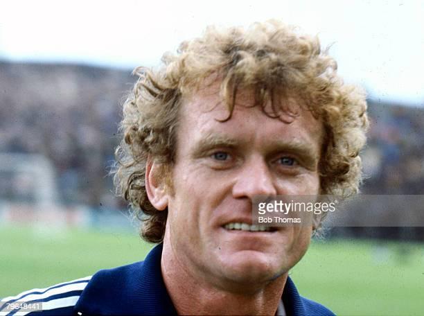 circa 1970's Sepp Maier West Germany international goalkeeper