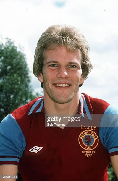 circa 1978 Andy Gray Aston Villa